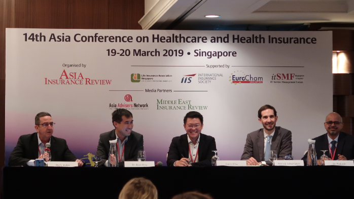 Wide healthcare topics covered in the conference